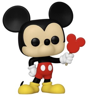 Mickey Mouse - Mickey with Popsicle US Exclusive Pop! Vinyl [RS]