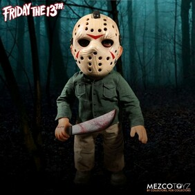 """Friday the 13th - Jason 15"""" Mega Action Figure with Sound"""