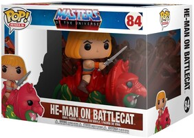 Masters of the Universe - He-Man on Battlcat Pop! Ride