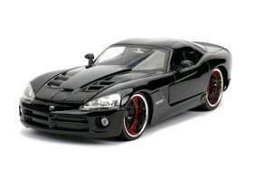 Fast and Furious - '08 Dodge Viper SRT 1:24 Scale Hollywood Ride