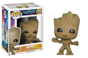 Guardians of the Galaxy: Vol. 2 - Groot Pop! Vinyl