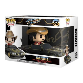 Smokey and the Bandit - Trans Am Pop! Ride
