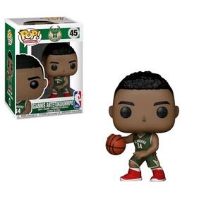 NBA: Bucks - Giannis Antetokounmpo Pop! Vinyl