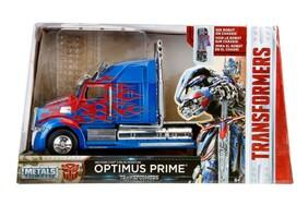 Transformers - Optimus Western Star 1:24 Hollywood Ride