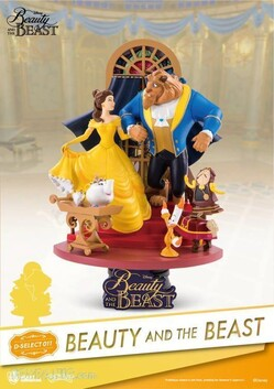 D Select Beauty and the Beast
