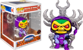 Masters of the Universe - Skeletor on Throne US Exclusive Pop! Deluxe