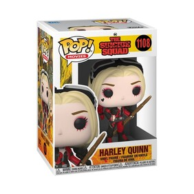 The Suicide Squad - Harley Quinn Bodysuit Pop! Vinyl