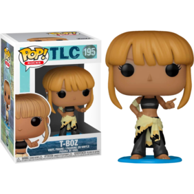 TLC - T-Boz Pop! Vinyl