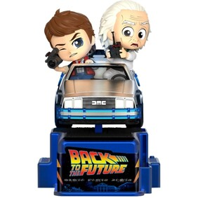 Back to the Future - Marty McFly & Doc Brown Cosrider